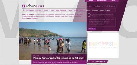 viva.co.id untuk blogger