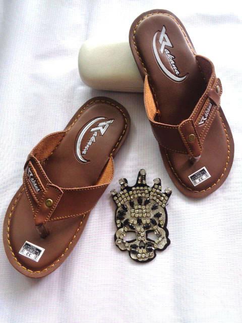 Sandal Rakana Sol Anak TG | Bikin sandal sendiri