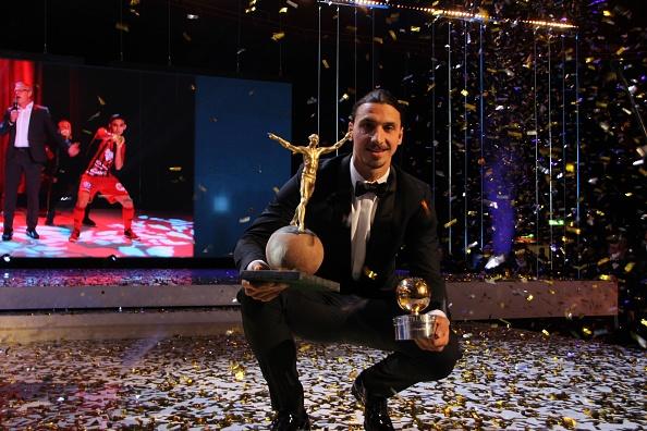 Zlatan Ibrahimovic tendrá una estatua gigante en Estocolmo