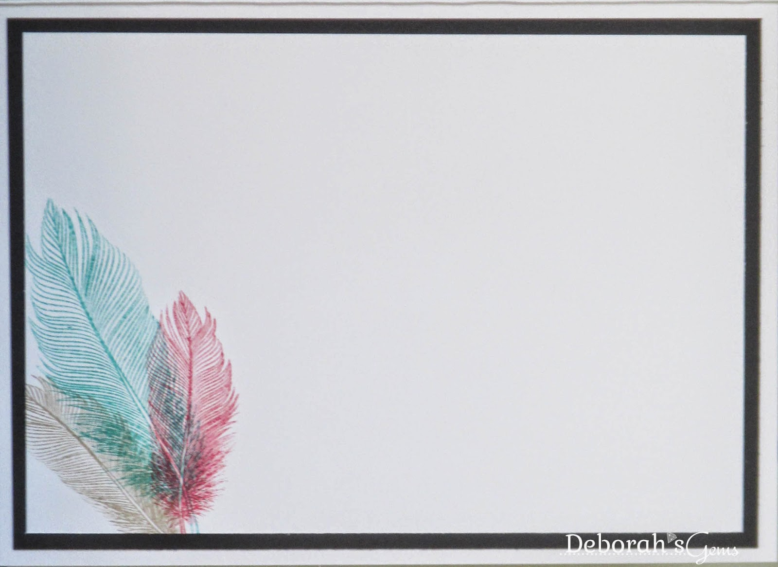 Fine Feathers inside - photo by Deborah Frings - Deborah's Gems