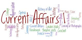 Latest Current Affairs for APPSC / TSPSC / RRB / SSC & Other Competitive Exams