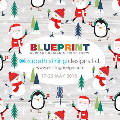 Print pattern blue print 2018 elizabeth stirling designs blue print 2018 elizabeth stirling designs malvernweather Choice Image