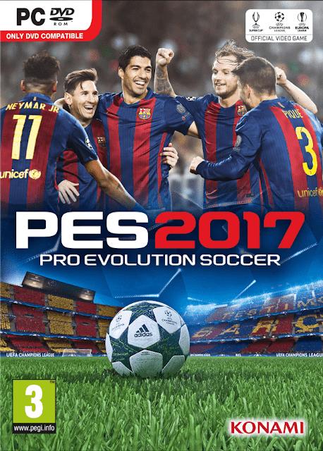 تحميل لعبة بيس 2017 كاملة مع اللغة العربية و التعليق العربى بكراك CPY للكمبيوتر ( تورنت )