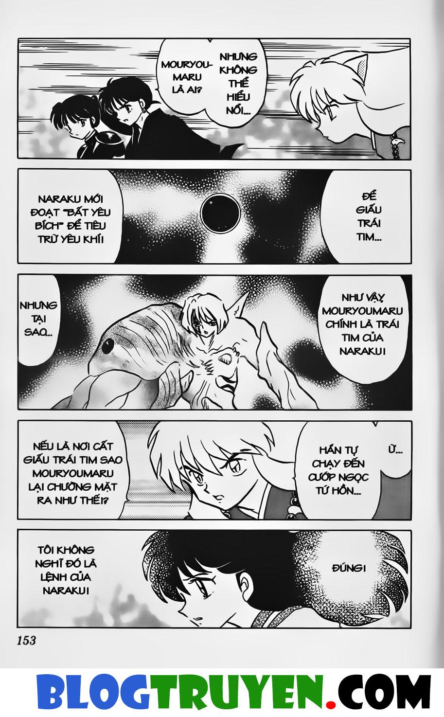 Inuyasha vol 37.9 trang 4
