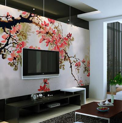Adesivo para decoração de paredes, inspirações