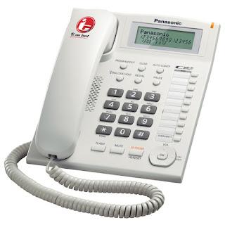 Jaya Perkasa menjual Telepon Panasonic KX-TS885 Denpasar Bali