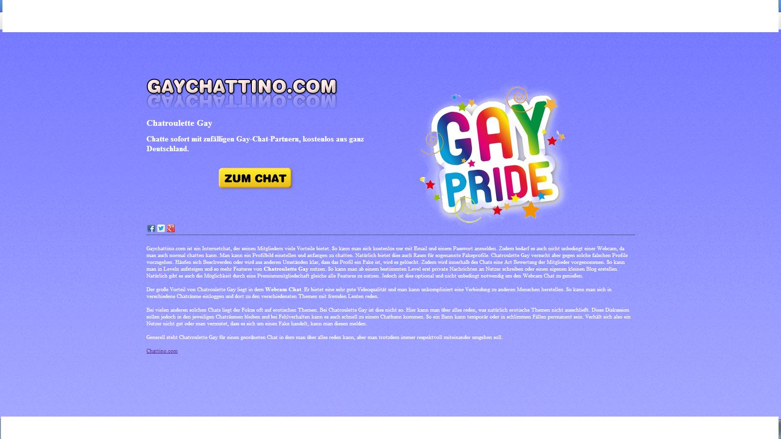 видеочат знакомства с геями