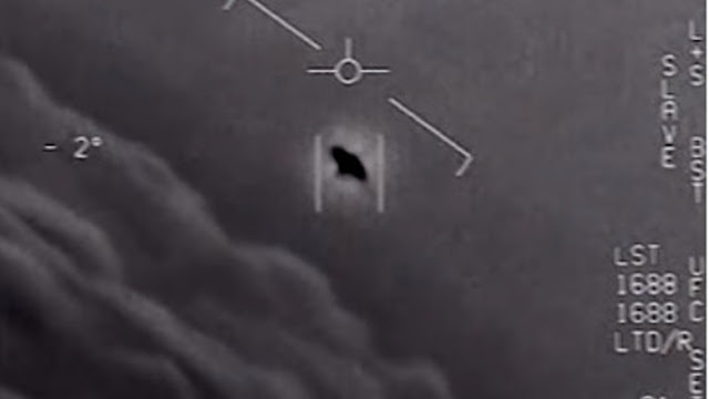 The press got information about the mysterious Pentagon program for studying UFOs