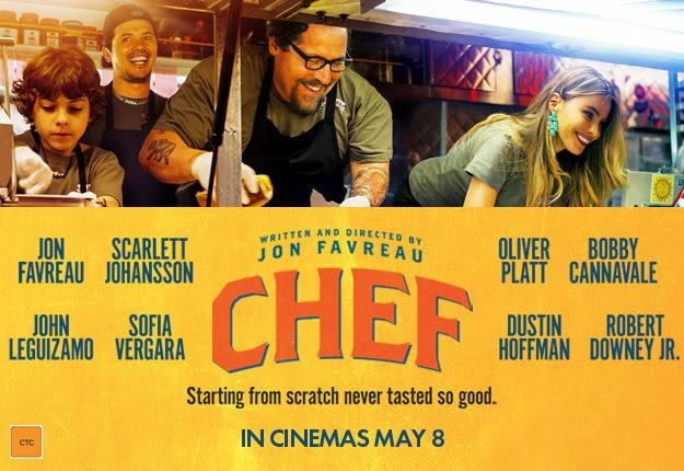 chef movie 2014