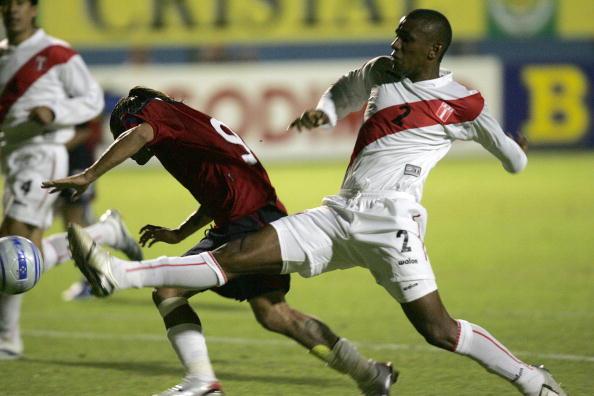 Chile y Perú en Copa del Pacífico 2006, 7 de octubre
