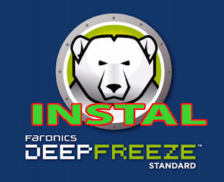 instal deep freeze