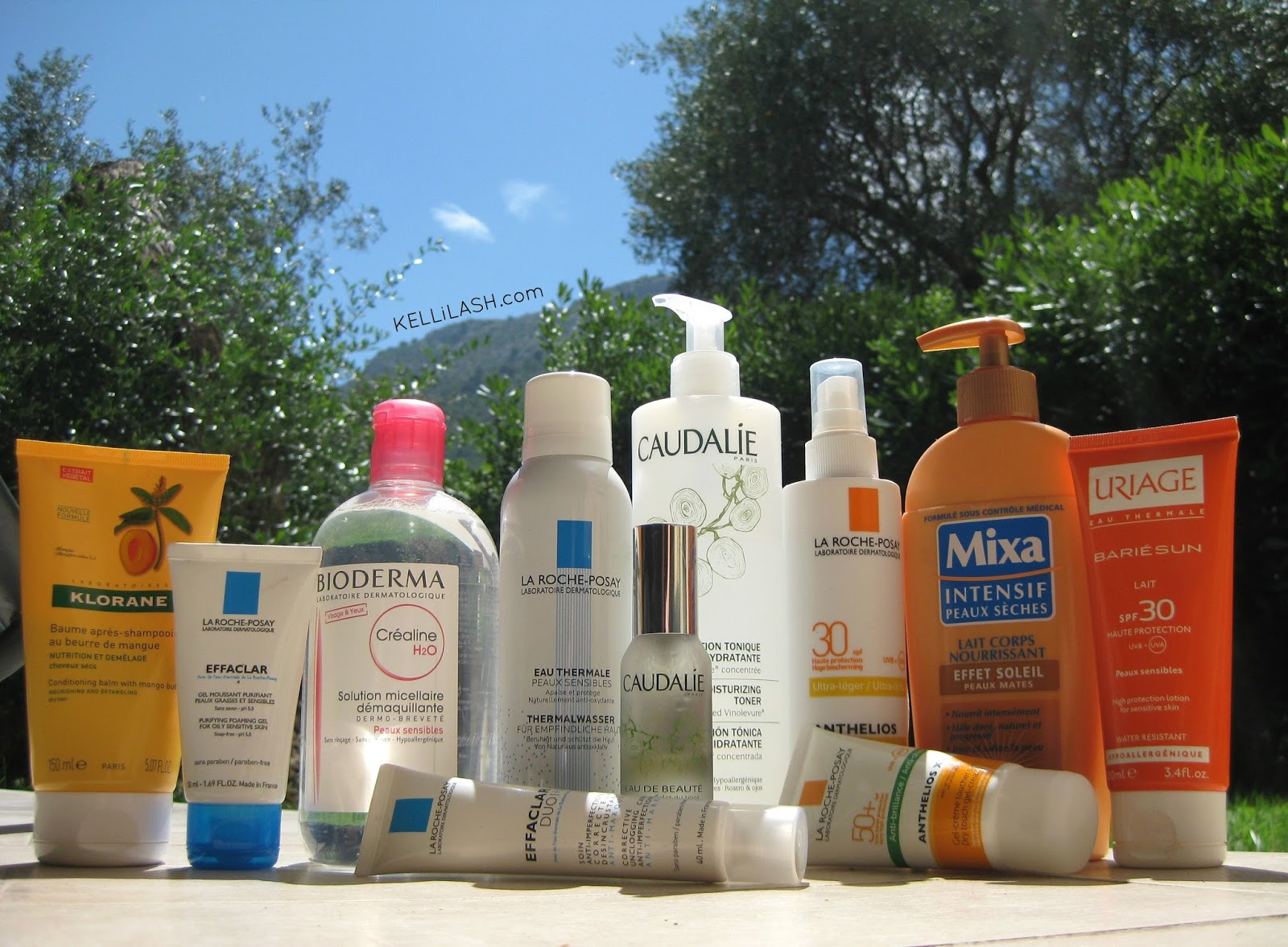 french pharmacy skincare brands