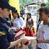 Guarda Municipal inicia operação volta às aulas com campanhas em escolas