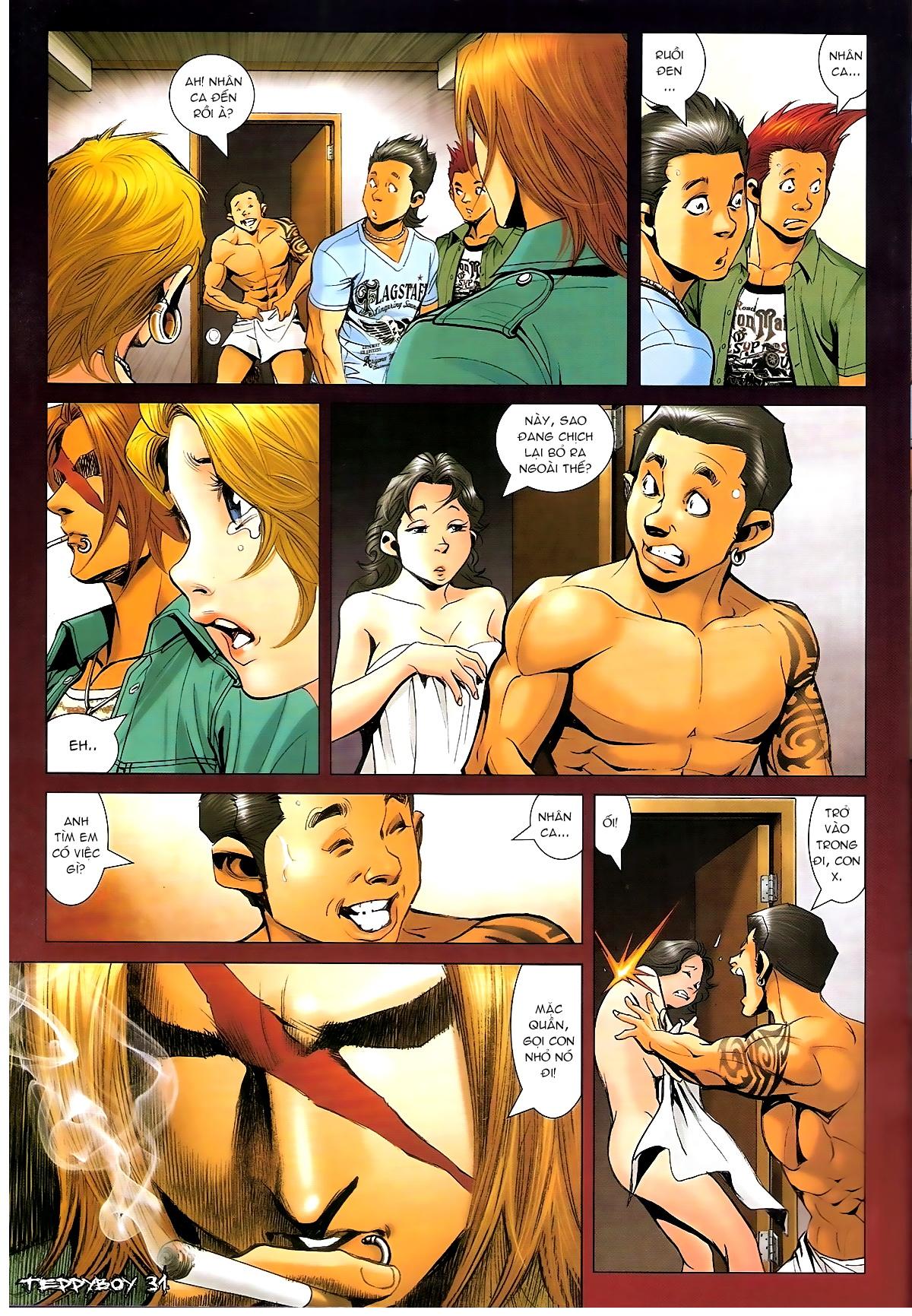 Người Trong Giang Hồ - Chapter 1330: Lãng mạn giang hồ - Pic 25