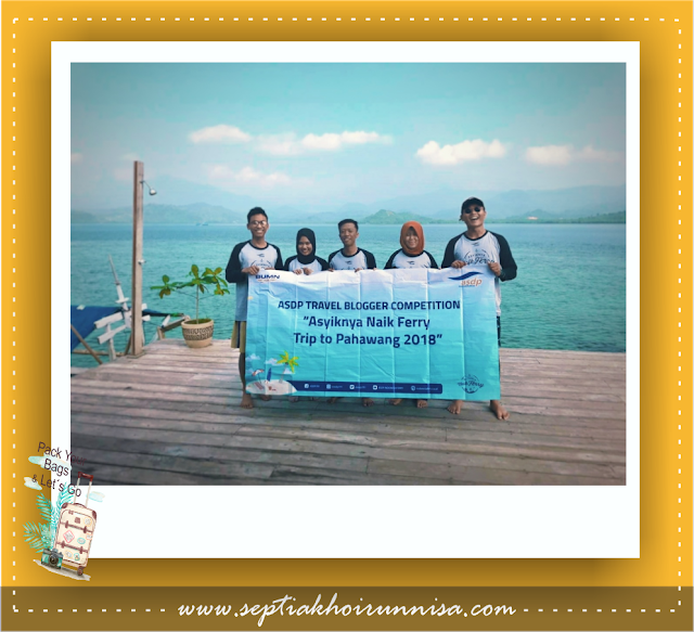Pemenang Lomba Blog ASDP Indonesia Ferry