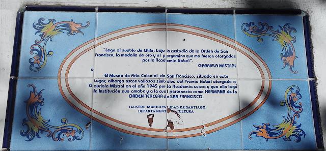 Iglesia de San Francisco Santiago de Chile