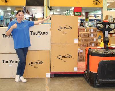 Buriram stock of TruYard CM65 Garden Shredder Chipper