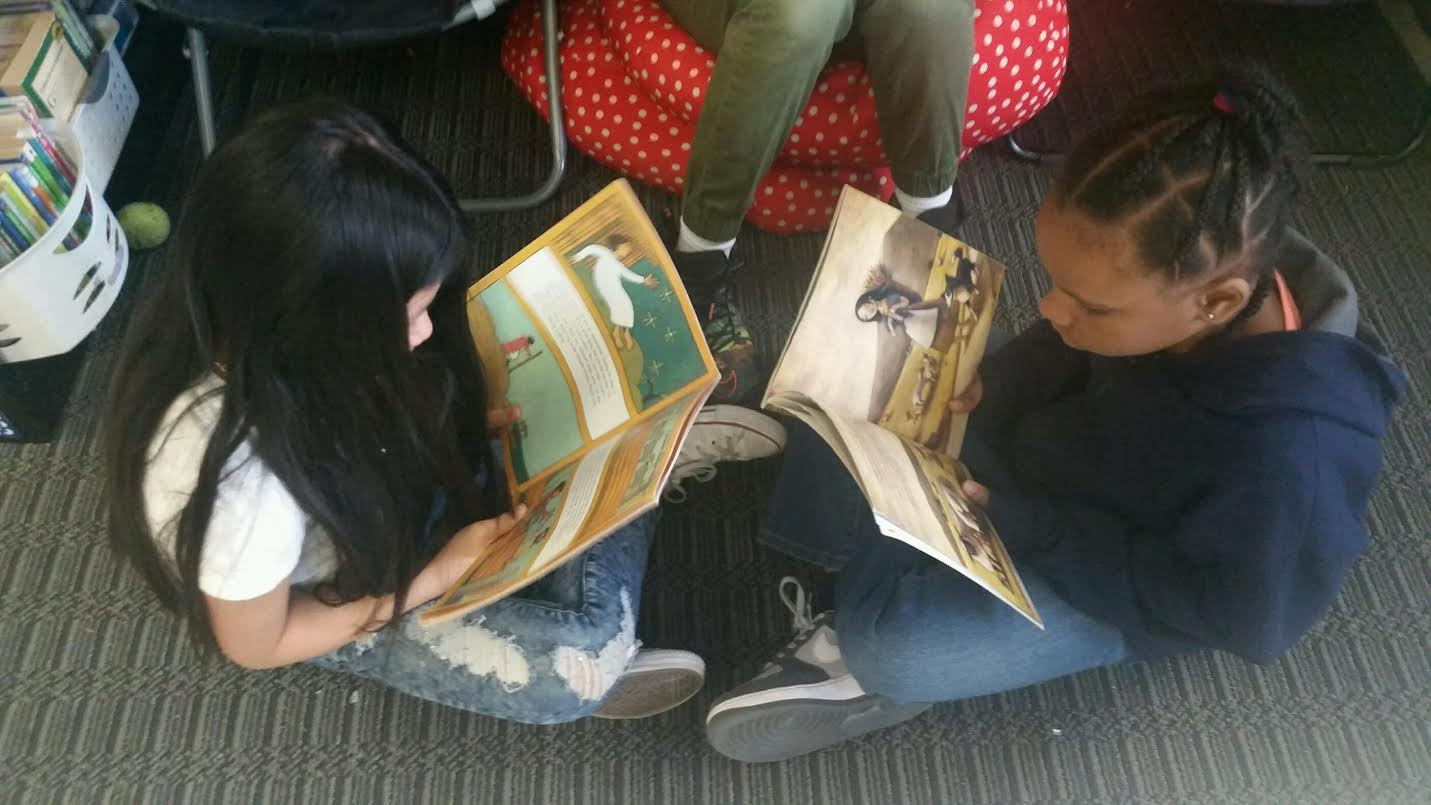 Getting started with reading partnerships in the elementary classroom