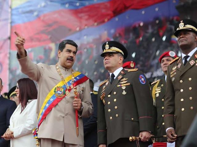 Dictan orden de aprehensión contra general y coronel de la GNB por presunto atentado contra Maduro