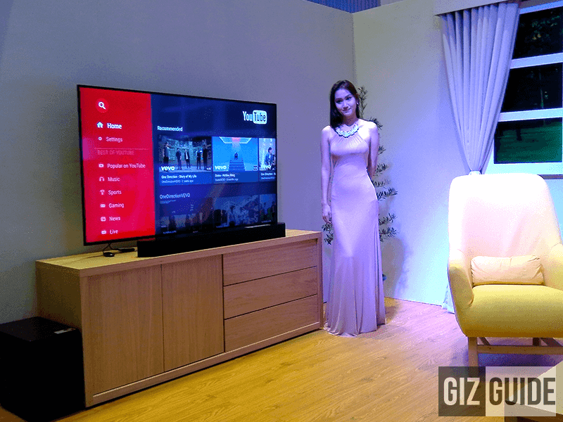 Sony Philippines Launched Latest Line Of BRAVIA 4K HDR And FHD TVs!