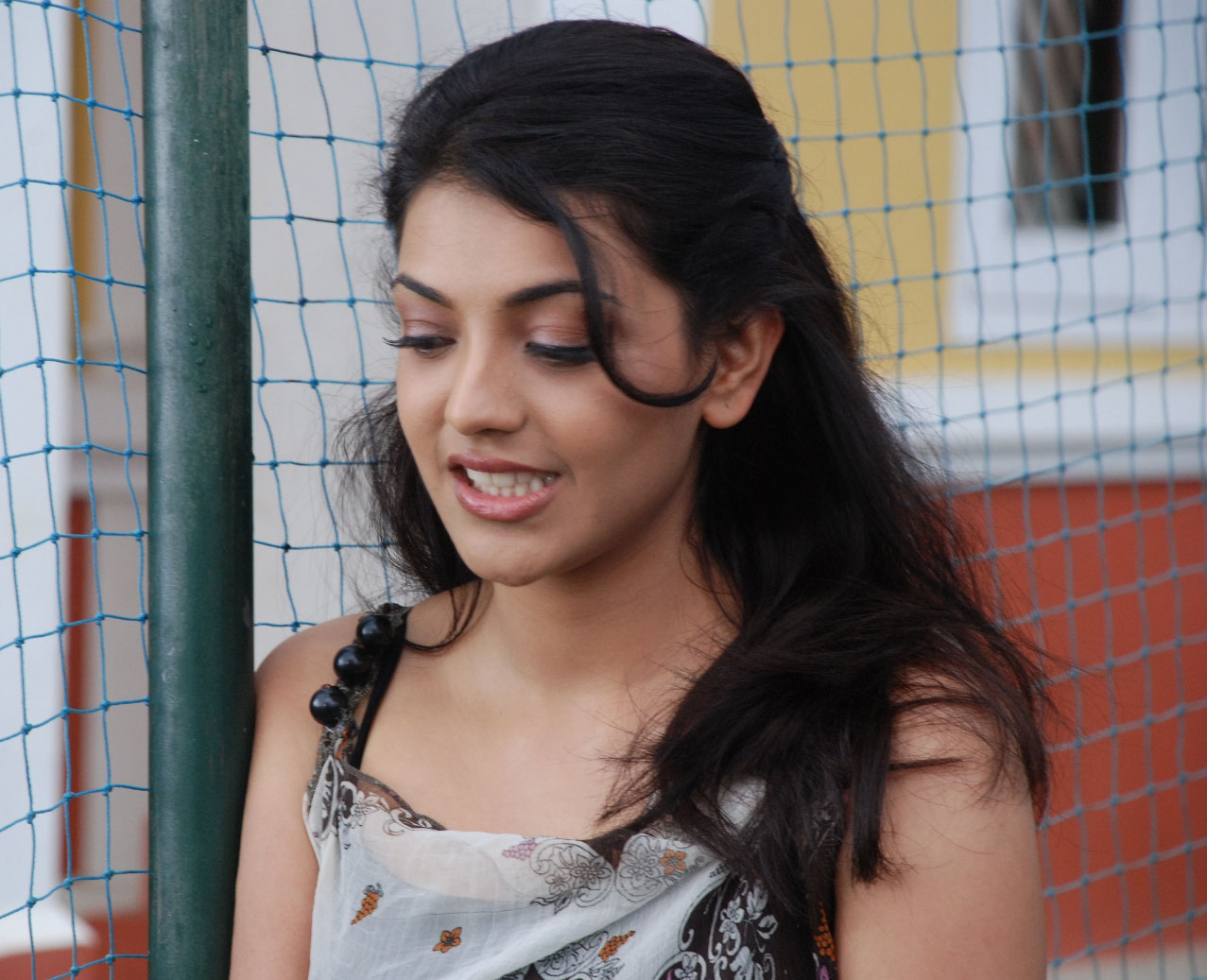 Updated Pictures Of Celebrities: Kajal Agarwal And Her