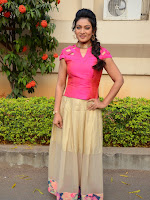Ashmitha at OM Namo Venkatesaya press meet-cover-photo