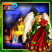 Top10newgames Find The Christmas Angel