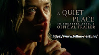 A Quiet Place Full Movie Download In Dual Audio 720p