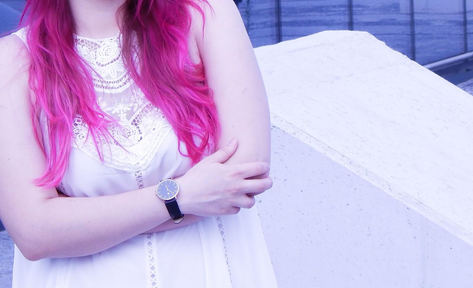 1 venita trendy cream ultra farba recenzja opinie trendy pastel mousse color 1 day spray metallic  1 night uv color efekt syrenki jednodniowa farba do włosów koloryzacja półtrwała różowa turkusowa niebieska