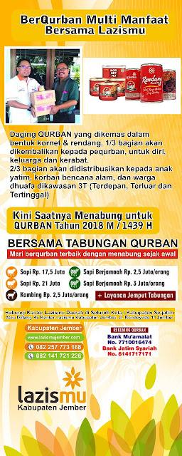 Qurbanmu dari Lazismu