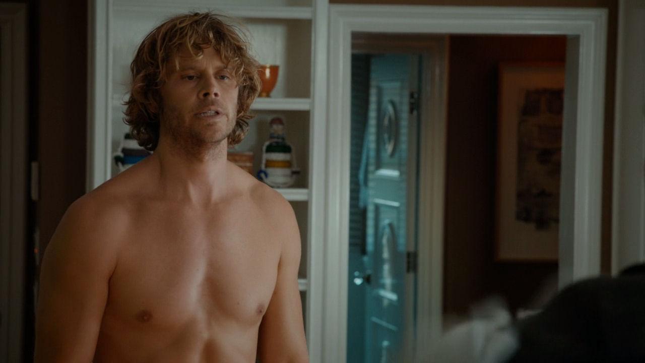 Eric christian olsen topless — 9