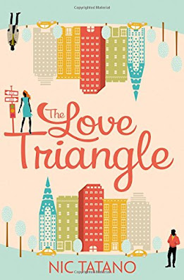 The Love Triangle by Nic Tatano book cover
