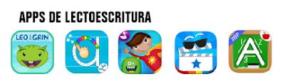 Recursos digitales de lectoescritura para niños apps
