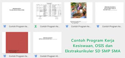 Program Kerja Waka Kurikulum SMP/ Mts 2016/2017