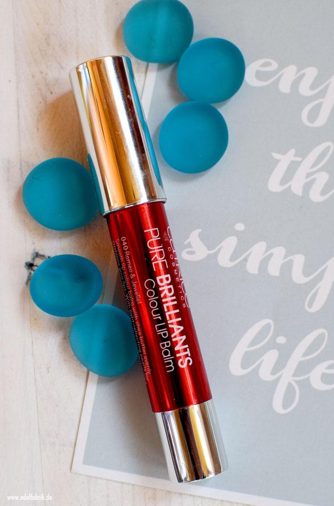 Catrice Pure Brilliants, Lippenstift ohne Lipliner auftragen