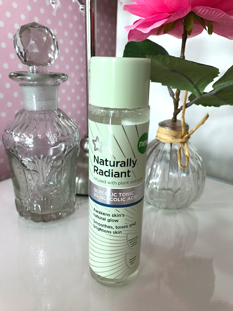 Superdrug Naturally Radiant Glycolic Tonic