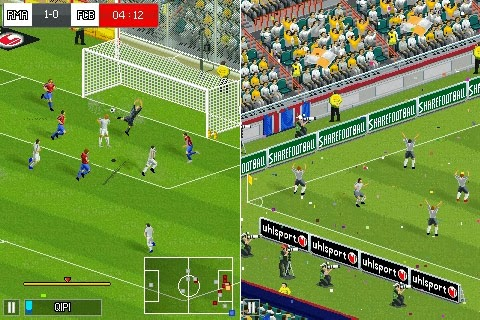 Download Real Football 2014 APK for Android HD Full Data free