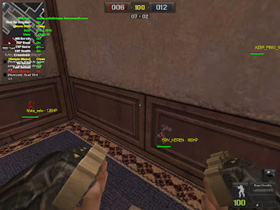 Update Malam Cheats Point Blank Wallhack, No Recoil, Fast Reload, Quick Change