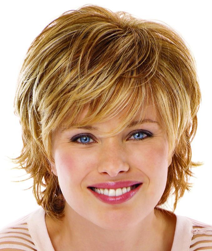 43 Short Haircuts For Round Face Women Hairstylo