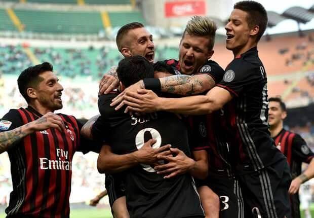 AC Milan Goal Song PES 2017