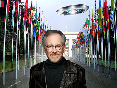 Spielberg Offered To Aid In United Nations UFO Effort