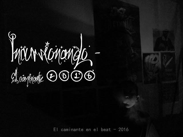 Incursionando; El caminante en el beat | 23 Instrumentales gratis