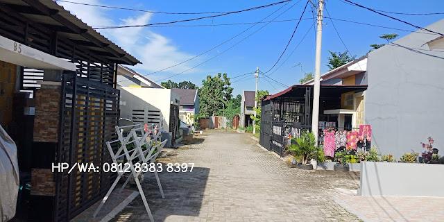 Rumah Minimalis Modern Hanya 300 Juta Di Daerah Medan Tenggara (Menteng) Medan Sumatera Utara