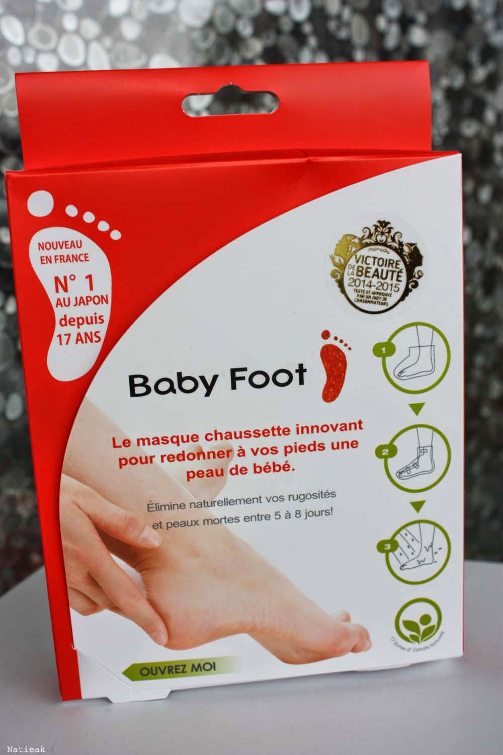 baby foot le masque qui te fait des pieds de b b sauf quand tu es un cas d sesp r le. Black Bedroom Furniture Sets. Home Design Ideas