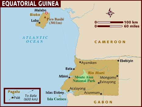 Equatorial guinea dating
