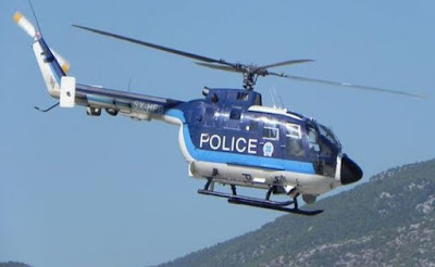 Ελικόπτερο της ΕΛΑΣ εντόπισε φυτείες κάνναβης στην Πάργα