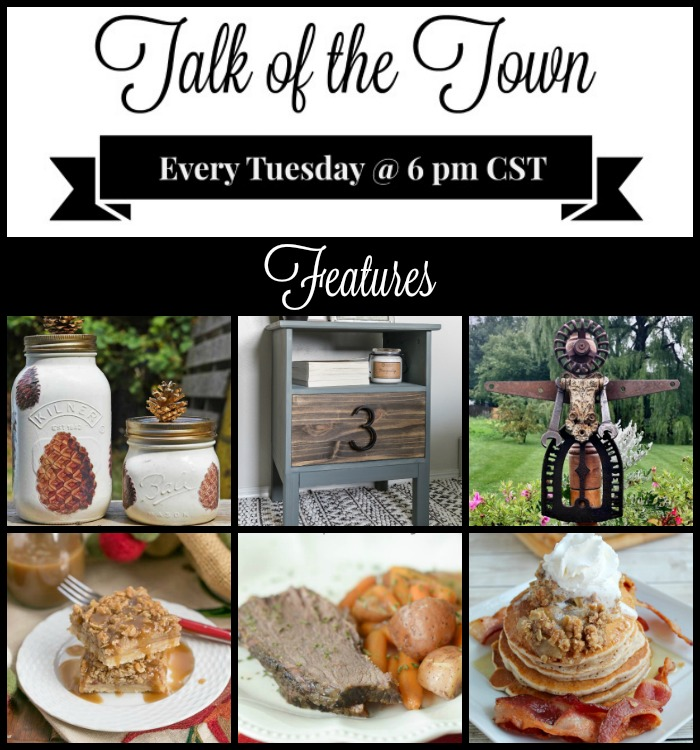 Talk Of The Town Party 141 Features