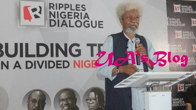Buhari's comment on rule on law: Soyinka explodes, tells Nigerians what will happen