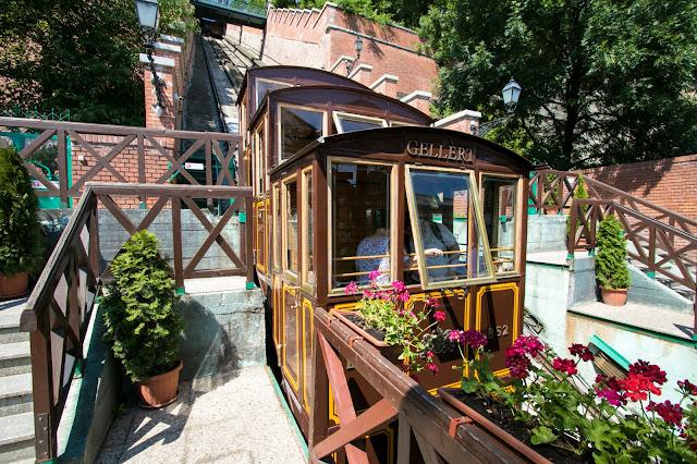 La Siklò-Funicolare di Bucarest