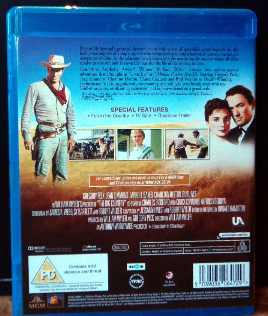 Movies on DVD and Blu-ray: 1958 movies